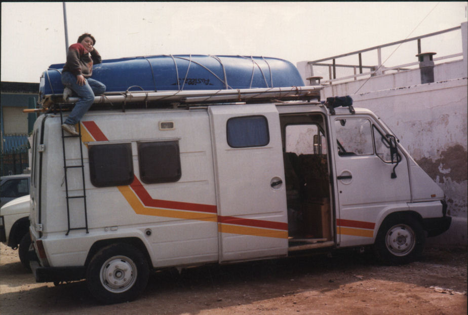 arredo camper