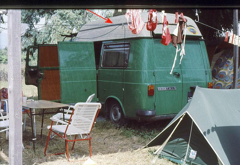 Cabina Bagno Per Camper : Camper faidate larredo