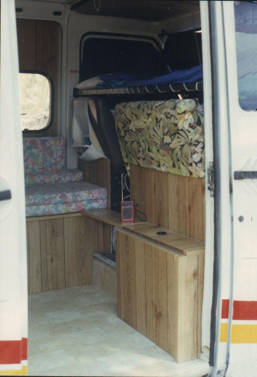 Camper Faidate I Mobili