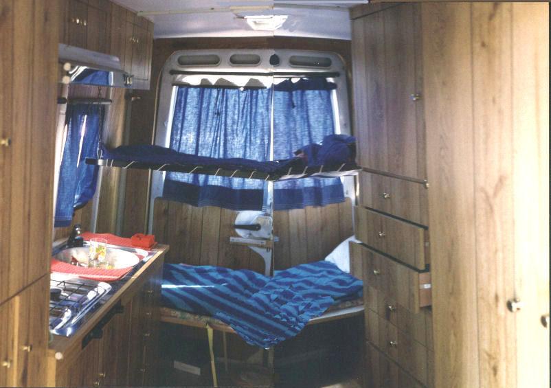 mobili camper