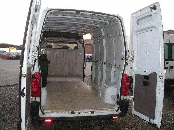 Camper faidate trasformare for Kit trasformazione furgone in camper